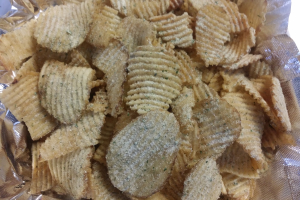 Homemade Sour Cream Chips - delivery menu