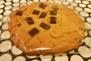 Chocolate Chunk Cookie - delivery menu