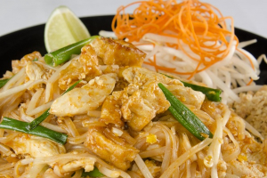 13. Pad Thai Lunch - delivery menu