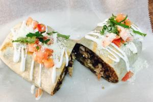Burrito Regular - delivery menu