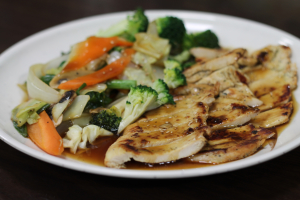 K14. Chicken Stir-Fry - delivery menu