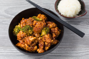 L19. General Tso's Chicken Lunch Special - delivery menu