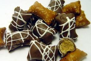 Peanut Butter-Filled Pretzels - delivery menu