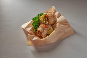Cali Burrito - delivery menu