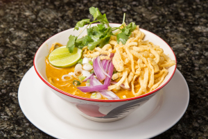 Khao Soi Curry Noodle - delivery menu