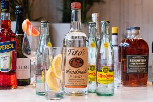 Keep It Simple (yields 20 drinks) - delivery menu