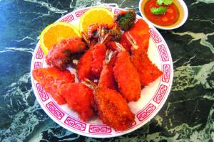 12. Shrimp Tempura - delivery menu