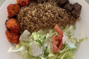 Kebab Combo 1 - delivery menu