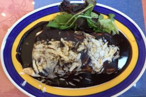 Burrito Juquila - delivery menu