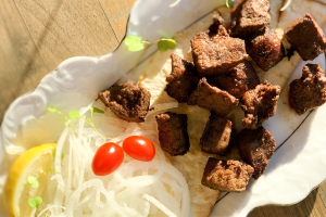 Turkish Style Liver - delivery menu
