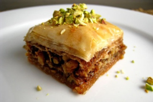 Baklava - delivery menu