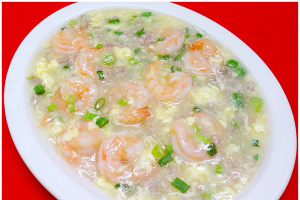 68. Shrimp with Lobster Sauce - delivery menu