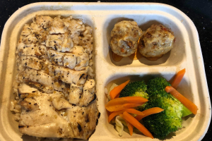 Grilled Chicken infused lemongrass - delivery menu