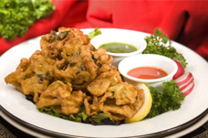 5 Pieces Vegetable Pakora - delivery menu