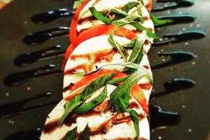 Mozzarella Caprese Salad - delivery menu
