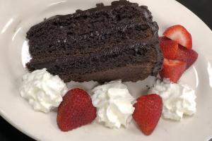 Chocolate Cake  - delivery menu