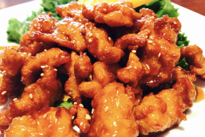 Orange Chicken - delivery menu