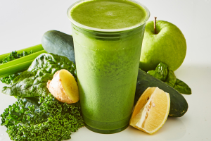 1. Healthy Green Juice - delivery menu