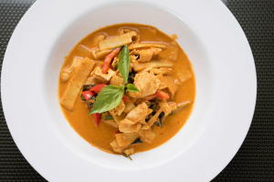 34. Red Curry - delivery menu