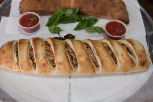 Chicken Parmigiano Roll - delivery menu