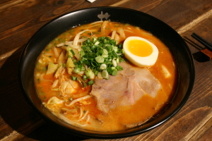 Spicy Miso Ramen - delivery menu