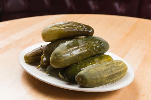 Large Pickle - delivery menu