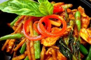 Pad Prik Thai Spice - delivery menu