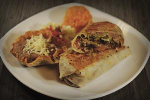 Master Burrito - delivery menu