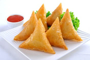 Curry Samosa - delivery menu