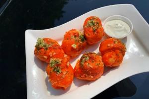 Buffalo Garlic Knots - delivery menu
