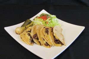 3 Asada Quesadilla Meal - delivery menu