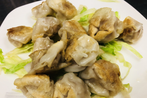 D6. 8 Pan Fried Wonton - delivery menu