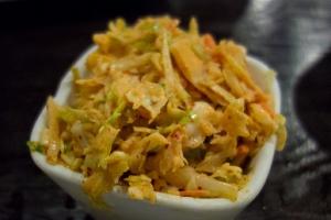 Kimchi Coleslaw - delivery menu