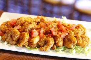 Bang Bang Shrimp - delivery menu