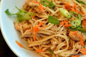 38. Sesame Cold Noodle - delivery menu