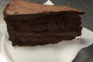 603. Chocolate Cake - delivery menu