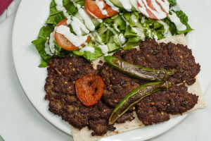 Chapli Kebab - delivery menu