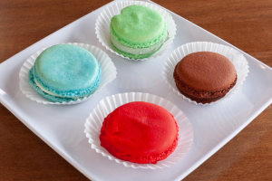 French Macaroon - delivery menu