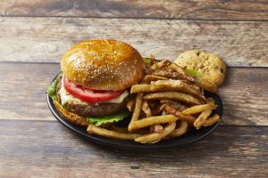 Veggie Burger - delivery menu