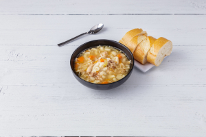 Large Chicken Soup - delivery menu