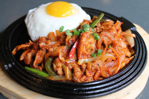 Jeyuk Chulpan Lunch Special Combo - delivery menu