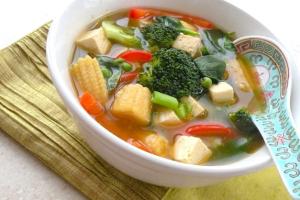 24. Tofu Vegetable Soup - delivery menu
