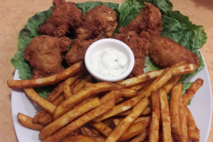 Fried Chicken Wings - delivery menu