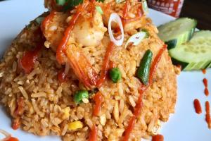 Sriracha Fried Rice - delivery menu