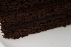 Chocolate Fudge Layer Cake - delivery menu