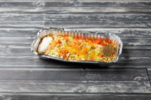 Burrito Supreme - delivery menu