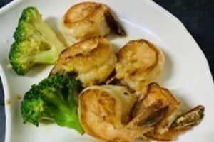 Garlic Butter Shrimp - delivery menu