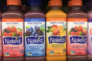 Naked - delivery menu