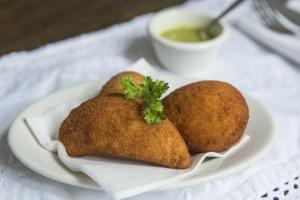 1. Salgadinhos Sortidos - delivery menu