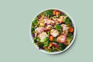 Asian Crunch Salad - delivery menu